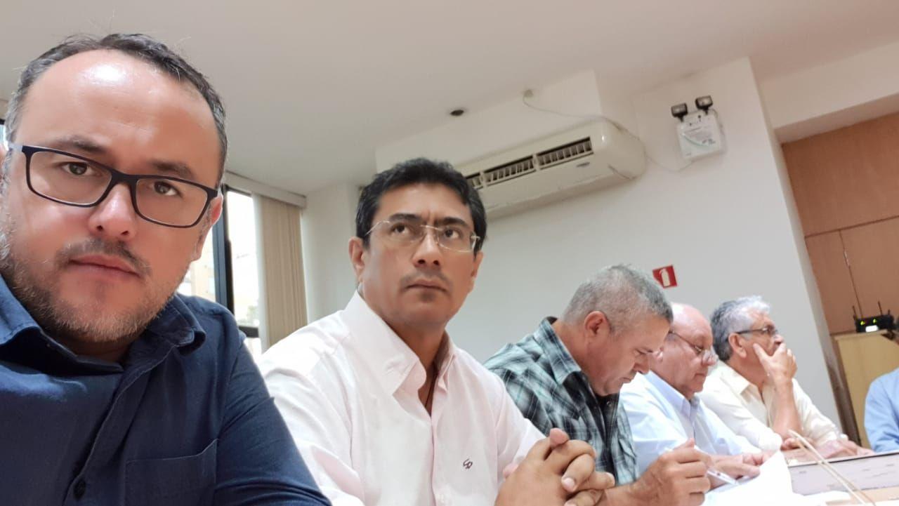 Presidente do SINTRACOM Londrina participou de Audiência Pública sobre a NR18